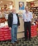 with Craig, co-owner of Dymock Carindale, Brisbane
