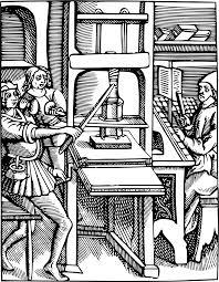 Printing Press early